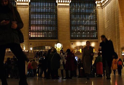Steve Breslow - Grand Central Terminal 5