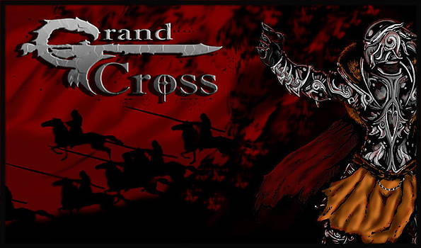 Grand Cross Poster Art by Derrick Rathgeber