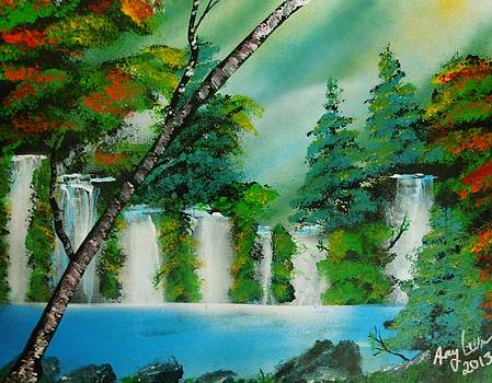 Grand Falls by Amy LeVine