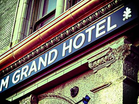 Grand Hotel by Michelle Frizzell-Thompson