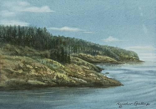 Grand Manan by Heather Gallup