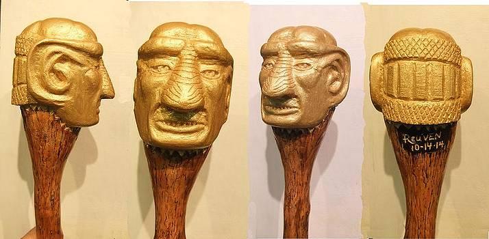 Grand Nagus cane by Reuven Gayle