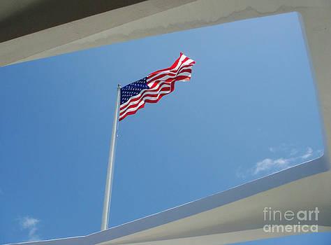 Adrienne Franklin - Grand Old Flag