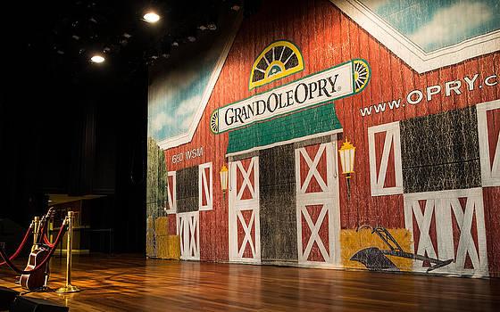 Ryman Grand Ole Opry by Glenn DiPaola