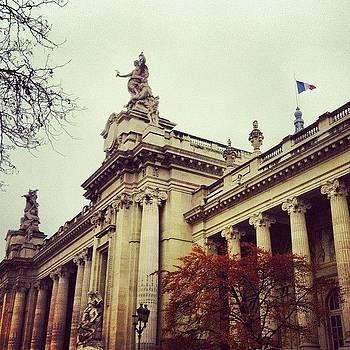 Grand Palais #grandpalais #paris by Sarah Dawson