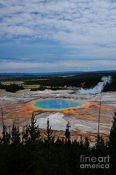 Rachel Barrett - Grand Prismatic Spring