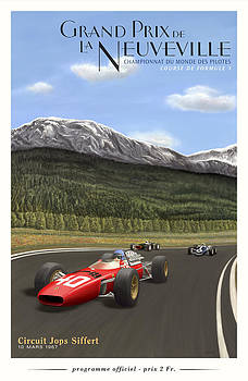 Georgia Fowler - Grand Prix de Neuveville 1967