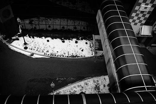 Scott Hovind - Grand Rapids 21 Black and White