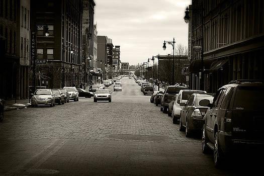 Scott Hovind - Grand Rapids 25 Sepia