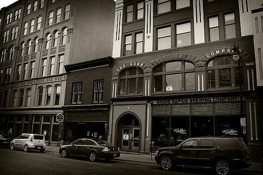 Scott Hovind - Grand Rapids 26 Sepia