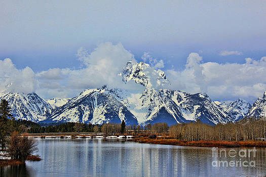 Grand Teton by Leslie Kirk