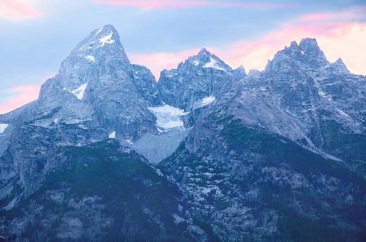 Grand Tetons Glacier View by Stacey Lynn Payne