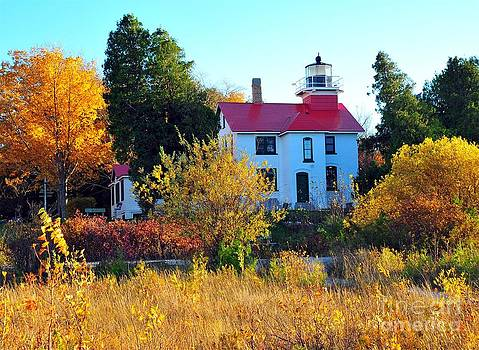 Terri Gostola - Grand Traverse Lighthouse