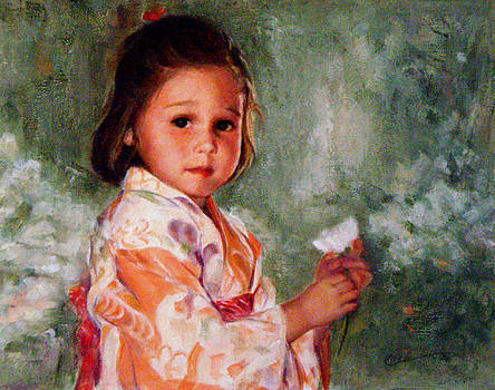 Chisho Maas - Granddaughter