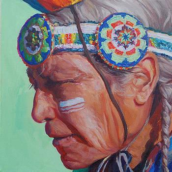 Grandfather by Christine Lytwynczuk