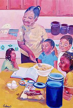 Grandma's Recipe by Antonia Ruppert
