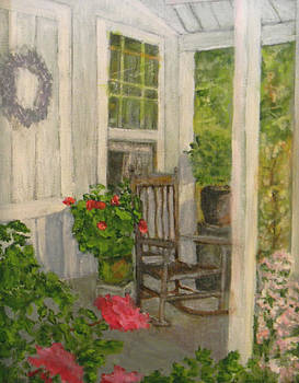 Grandma's Rocker by Judie White