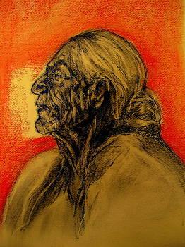 Grandmother tells the stories by Johanna Elik