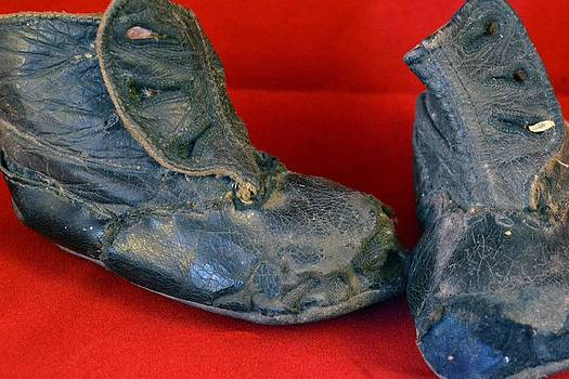Grandpa's Baby Shoes by Michael Sokalski