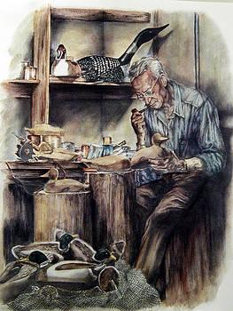 Grandpa's Hands by Jonni Hill