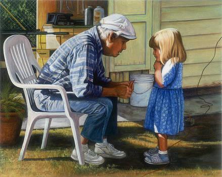 Grandpa's Rules by Glenda Stevens
