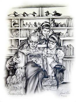 Grandpas Stories by Jonni Hill