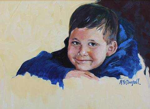 Grandson by Michael McDougall
