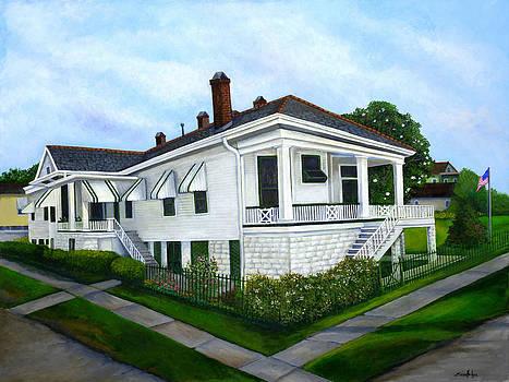 Grannie's House by Elaine Hodges