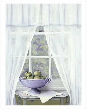 Grannies' Window by Patricia Crowley