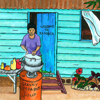 Granny Cookin A Di Greatest by Nicholas Beckford