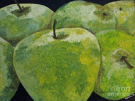Granny's Apple's by Rozenia Cunningham