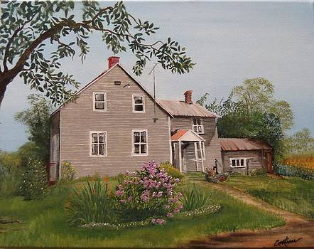 Granny's House by Connie Rowsell