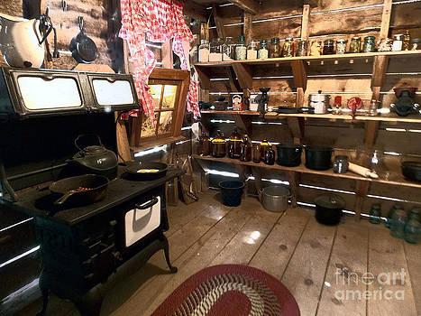 Granny's Kitchen by Annette Allman