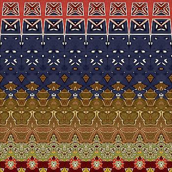 Granny's Quilt by Susan Leggett
