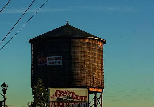 Rosemarie E Seppala - Grant Railroad Depot Tower