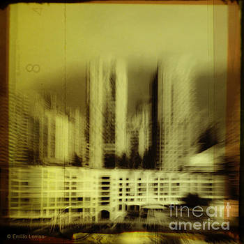 Granville City View by Emilio Lovisa