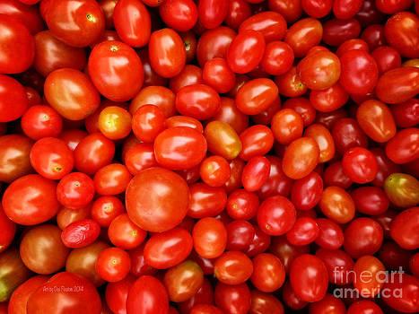 Dee Flouton - Grape Tomatoes