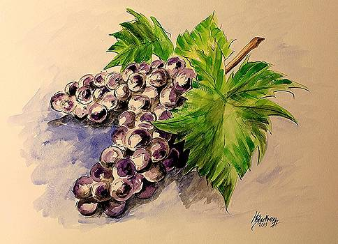 Grapes by Henry Blackmon