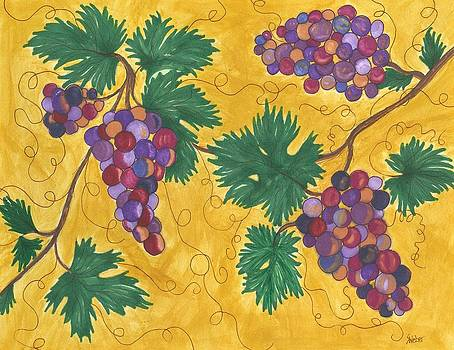 Grapes of Wrath by Susie Weber