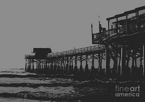 Graphic Pier by Jerry Hart
