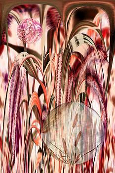 Art McCaffrey - Grass Orbs