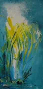 Grasses 1 by Lynne Bishop