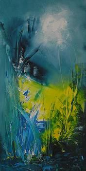 Grasses 2 by Lynne Bishop