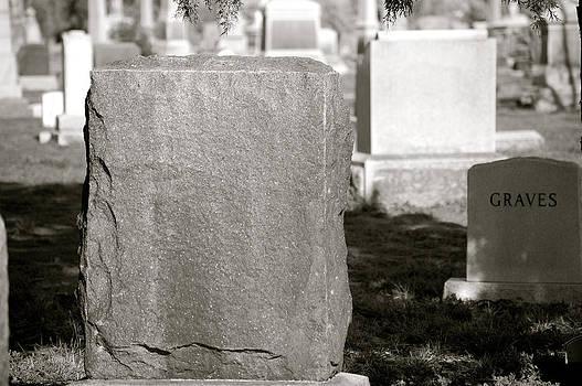 Graves by Sherlyn Morefield Gregg