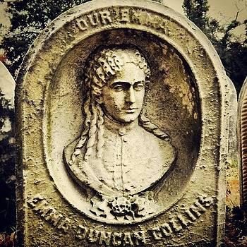 #gravestone #cemetery #philadelphia by Brian Harris