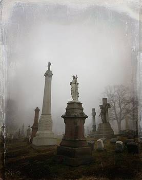 Gothicrow Images - Graveyard Morning