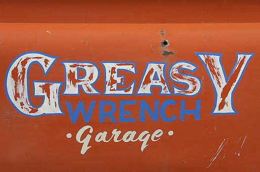 Laurie Perry - Greasy Wrench