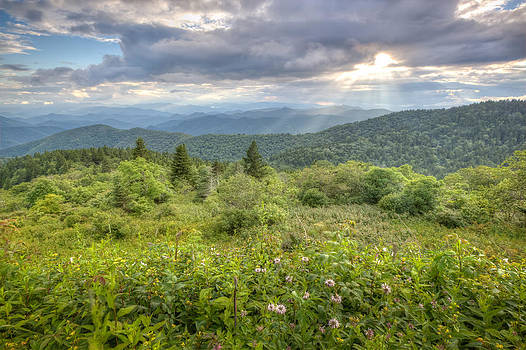 Great Balsam Mountains by Doug McPherson