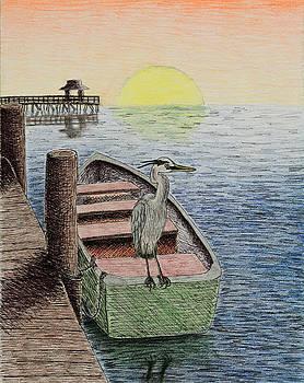 Jeanette K - Great Blue Heron