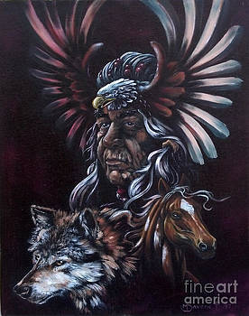 Great Chief by Paint The Floor